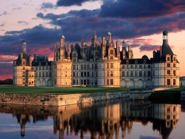 Castello di Chambord - Francia