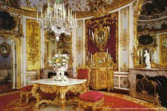 castello-di-linderhof-sala-da-pranzo