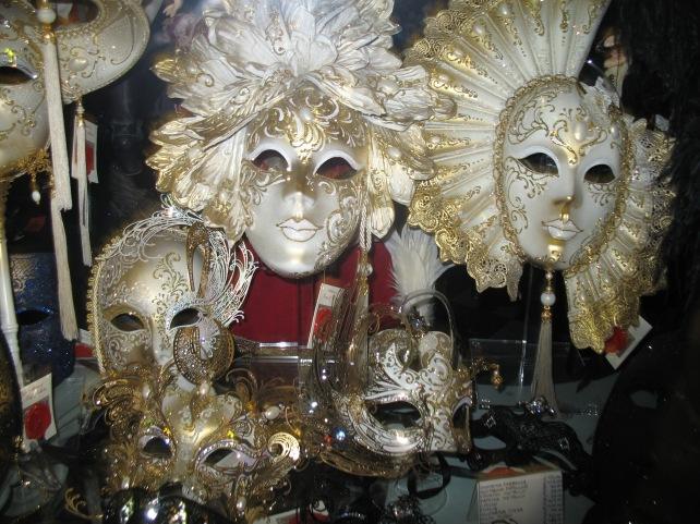 Venezia negozio maschere 3